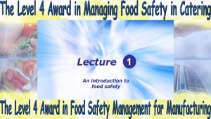 Food Safety Course Level 4 Online Free Online Level 4 Food